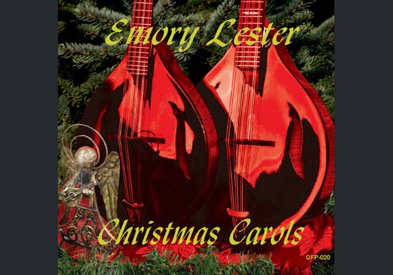 Traditional Christmas music is destined to become a beloved part of the Holiday season. An instrumental collection of traditional carols performed by mandolinist & multi-instrumentalist Emory Lester